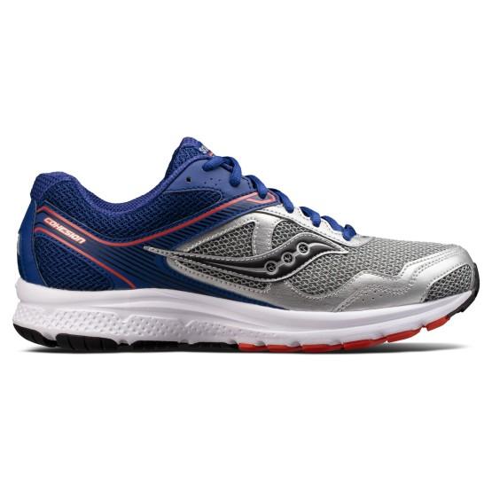 נעליים סאקוני לגברים Saucony Cohesion 10 - אפור