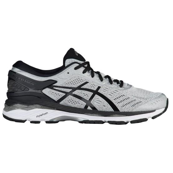 נעליים אסיקס לגברים Asics Gel Kayano 24 - אפור/שחור