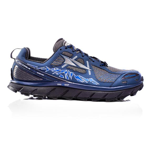 נעליים אלטרה לגברים ALTRA Lone Peak 3.5 - כחול