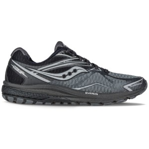 נעליים סאקוני לנשים Saucony Ride 9 - שחור