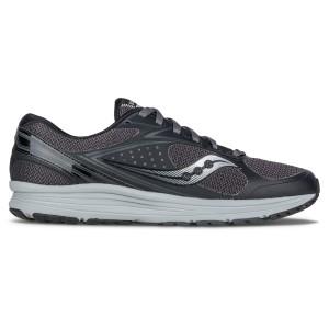 נעליים סאקוני לגברים Saucony Seeker - אפור כהה