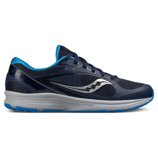 נעליים סאקוני לגברים Saucony Seeker - כחול