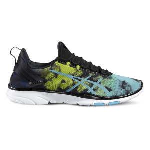 נעלי אימון אסיקס לנשים Asics GEL-Fit Sana 2 - צבעוני