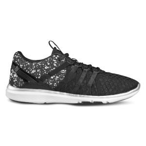 נעלי אימון אסיקס לנשים Asics GEL-Fit Yui - שחור/לבן