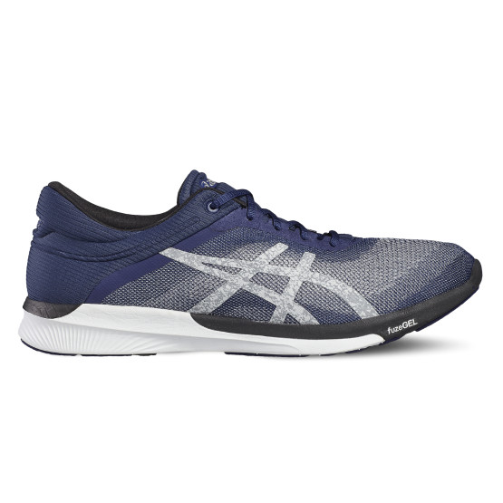 נעליים אסיקס לגברים Asics FuzeX Rush - אפור/כחול