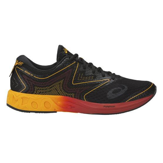 נעליים אסיקס לגברים Asics Noosa FF - שחור/כתום