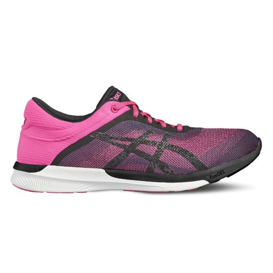 נעליים אסיקס לנשים Asics fuzeX Rush - ורוד/שחור