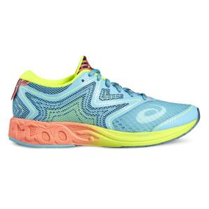 נעליים אסיקס לנשים Asics Noosa FF - תכלת/צהוב