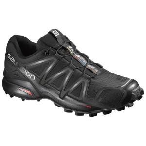 נעליים סלומון לנשים Salomon Speedcross 4 - שחור