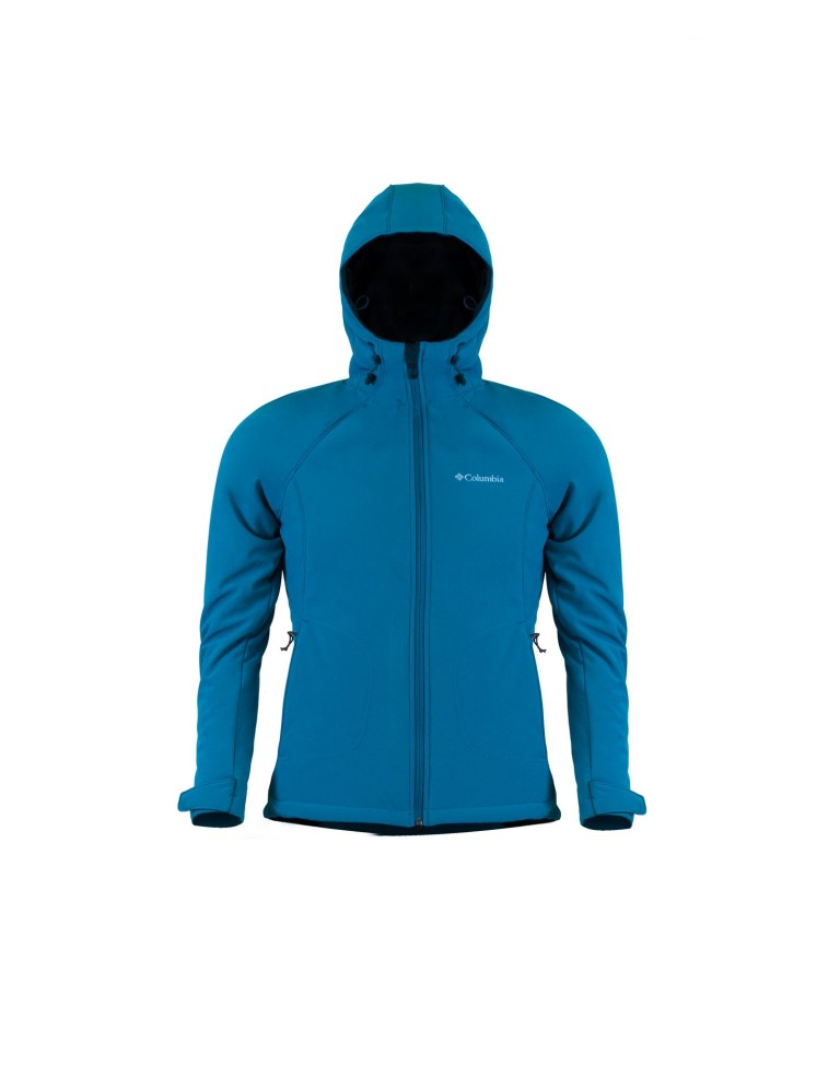 בגדי חורף קולומביה לנשים Columbia Phurtec II Softshell - כחול