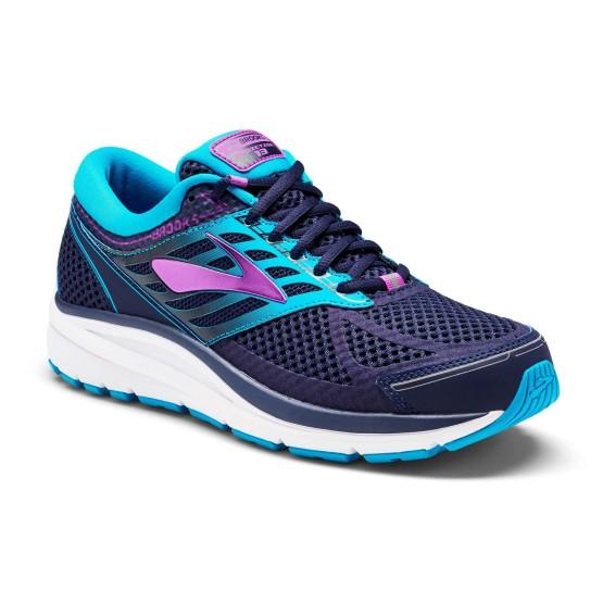 נעליים ברוקס לנשים Brooks Addiction 13 - סגול/כחול
