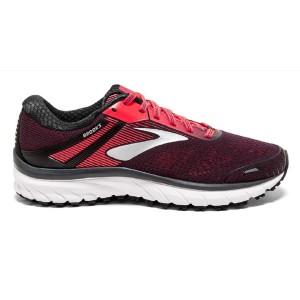 נעליים ברוקס לנשים Brooks Adrenaline GTS 18 - אדום