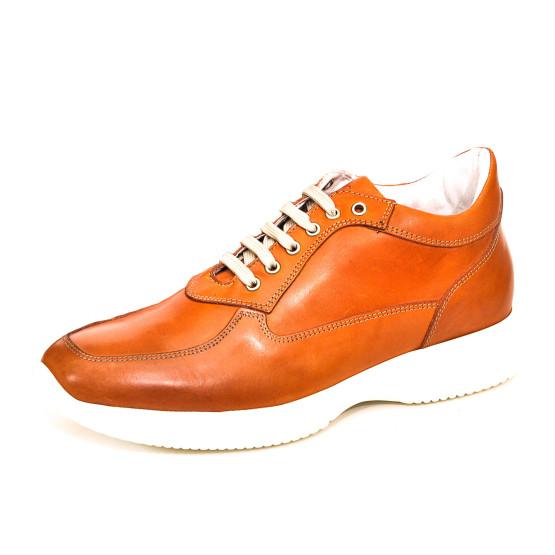 מוצרי מוריסון די לגברים Morrison D 1010 A Leather - כתום