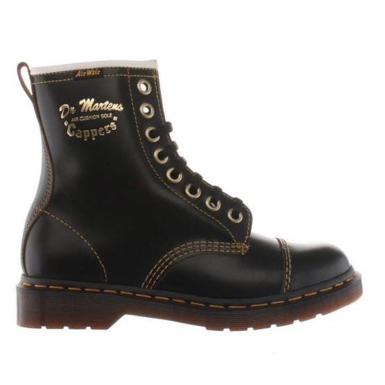 מגפיים דר מרטינס  לנשים DR Martens Philips Capper - שחור