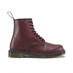 נעליים דר מרטינס  לנשים DR Martens 1460 - בורדו
