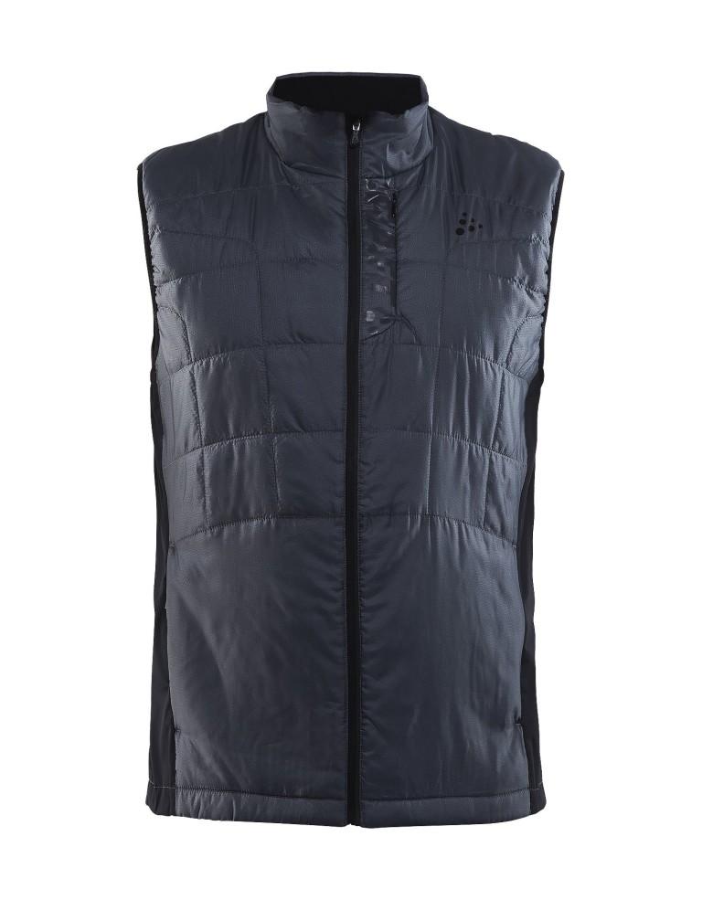 בגדי חורף Craft לגברים Craft Protect - שחור