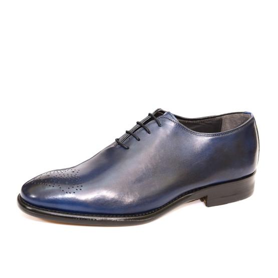 מוצרי מוריסון די לגברים Morrison D 3515 CALF - כחול כהה