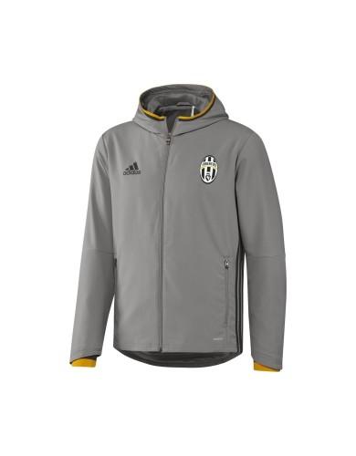 ביגוד אדידס לגברים Adidas Juventus - אפור