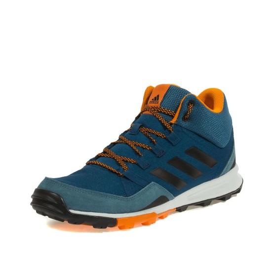 נעלי הליכה אדידס לגברים Adidas TIVID MID - כחול