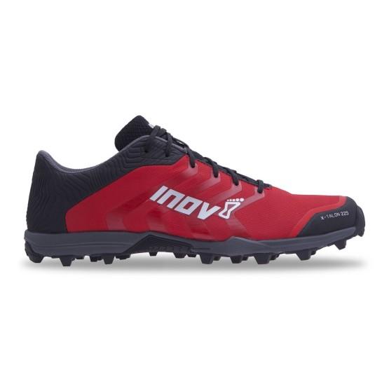 נעליים אינוב 8 לגברים Inov 8 X-TALON 225 - שחור/אדום