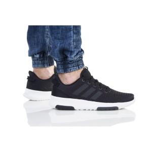 נעליים אדידס לגברים Adidas CF RACER TR - שחור/לבן