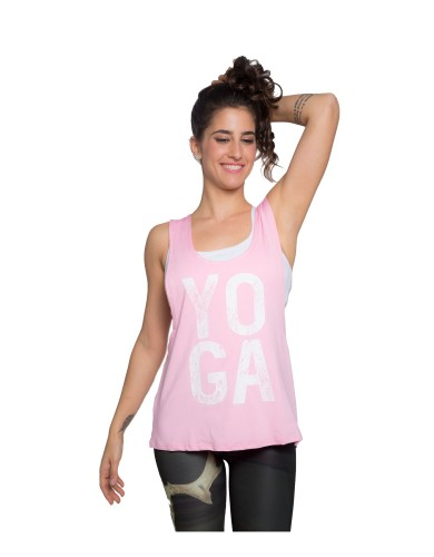 ביגוד My-O-My לנשים My-O-My Yoga - ורוד