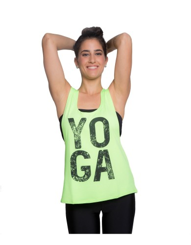 ביגוד My-O-My לנשים My-O-My Yoga - ירוק