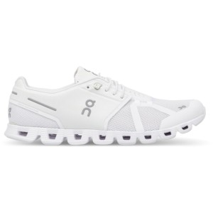 נעליים און לנשים On Cloud Black White - לבן