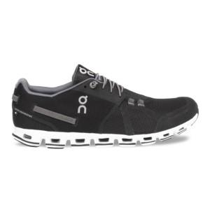 נעליים און לגברים On Cloud Black White - שחור/לבן