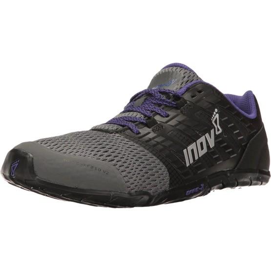 נעלי אימון אינוב 8 לנשים Inov 8 Bare Xf 210 V2 - אפור/סגול