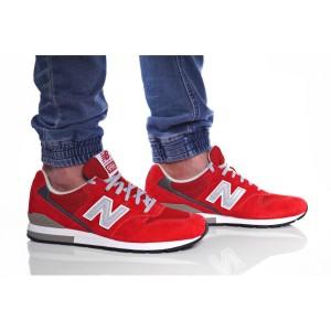 נעלי הליכה ניו באלאנס לגברים New Balance MRL996 - אפור/אדום