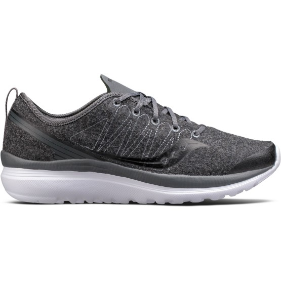 נעליים סאקוני לנשים Saucony Swivel - אפור