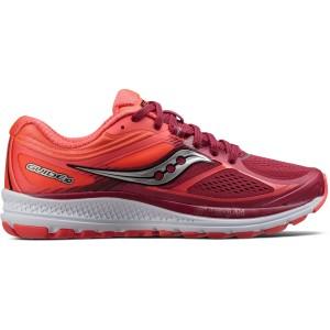 נעליים סאקוני לנשים Saucony Guide 10 - אדום