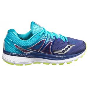 נעליים סאקוני לנשים Saucony Triumph ISO 3 - כחול/תכלת