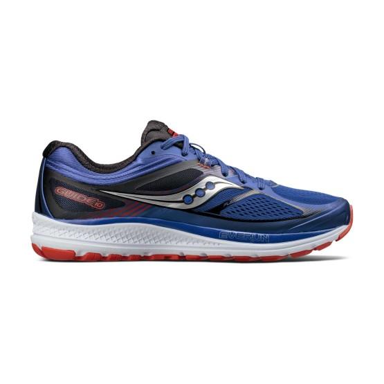 נעליים סאקוני לגברים Saucony Guide 10 - כחול