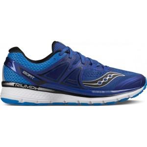נעליים סאקוני לגברים Saucony Triumph ISO 3 - כחול