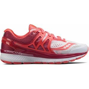 נעליים סאקוני לנשים Saucony Hurricane ISO 3 - כתום