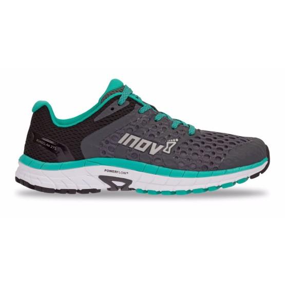 נעליים אינוב 8 לנשים Inov 8 Road claw 275 V2 - אפור/טורקיז