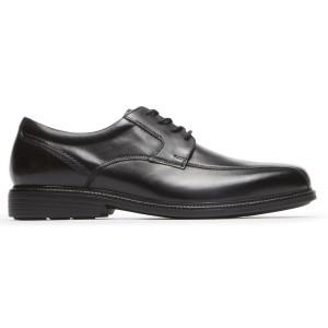 נעליים אלגנטיות רוקפורט לגברים Rockport Charles Road Bike Toe - שחור