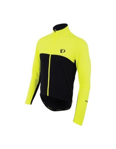 ביגוד פרל איזומי לגברים Pearl Izumi Pearl Izumi Select Thermal Jersey - צהוב