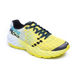 מוצרי הוקה לגברים Hoka One One Clayton Speed Trainer - צהוב