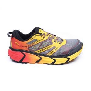נעליים הוקה לגברים Hoka One One Challenger ATR 2 - אפור/צהוב