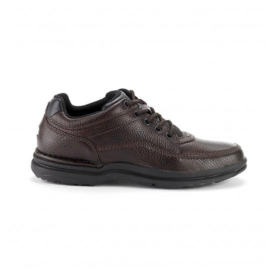 נעליים אלגנטיות רוקפורט לגברים Rockport World Tour Classic - חום