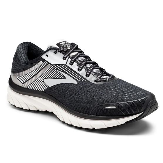 נעליים ברוקס לגברים Brooks Adrenaline GTS 18 - שחור