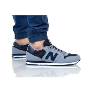 נעלי הליכה ניו באלאנס לגברים New Balance GM500 - אפור/שחור