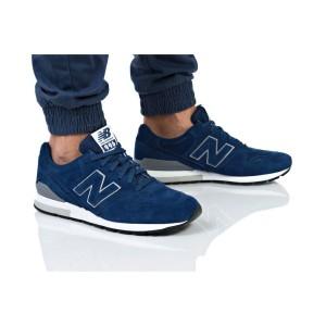 נעלי הליכה ניו באלאנס לגברים New Balance MRL996 - כחול/לבן