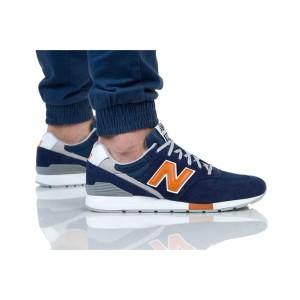 נעלי הליכה ניו באלאנס לגברים New Balance MRL996 - כחול/כתום
