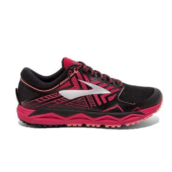 נעליים ברוקס לנשים Brooks Caldera 2 - שחור/ורוד