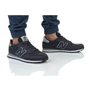 נעלי הליכה ניו באלאנס לגברים New Balance GM500 - אפור