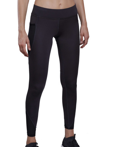 מוצרי לונקס לנשים Lynx Uppereast Grey leggings - אפור